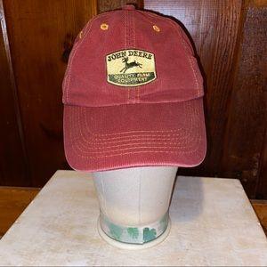 Vintage John Deere adjustable hat